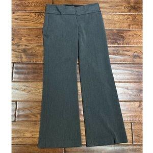 Women's Gray Express Dress Pants